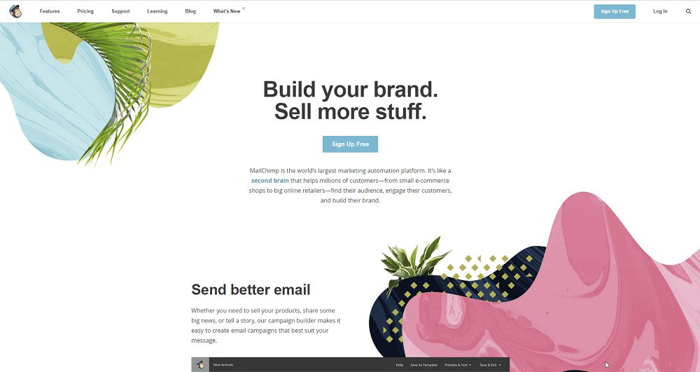Плагин для WordPress MailChimp